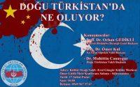 Doğu Türkistan'da Ne Oluyır? Paneli